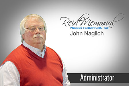 John Naglich - Church Administrator